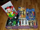 Pez Dispensers lot, Harry Potter, DC, & more.Plus a Mickeymouse Candy Dispenser.
