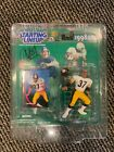 1998 CARNELL LAKE  NFL STARTING LINE UP  PITTSBURGH STEELERS AUTOGRAPHED NIB