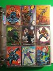 1992 SkyBox Marvel Masterpieces Trading Cards 92