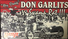 143 GMP Big Daddy Don Garlits Signed Swamp Rat 1  III Dragsters Lot Of 2