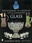 American Cut Engraved Glass Types Makers Marks Scarce In Depth Book + Values