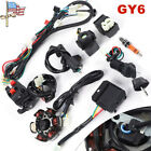 6 Pole Stator Wiring Harness Set For Electric Upright Engine GY6 125cc 150cc ATV