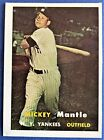 Cheap Mickey Mantle Cards  - 10 Awesome Cards for Under $20 14