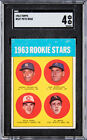 1963 Topps Football Cards 35