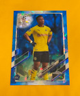 2020-21 Topps Chrome Sapphire Edition UEFA Champions League Soccer Cards 22