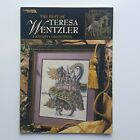 The Best Of Teresa Wentzler Fantasy Collection Counted Cross Stitch Pattern Book