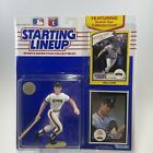 WILL CLARK 1990 Starting Lineup Figure & Cards ⚾️ FACTORY SEALED ⚾️ (278)