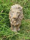 Latex Mould To Make Drift Wood Lion Statue Ornament for Plaster or Concrete