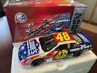 Jimmie Johnson 48 Lowes Power of Pride 2003 Monte Carlo 124 Action NASCAR