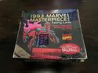1993 MARVEL MASTERPIECES Cards Box 36Pks ** Factory Sealed & Numbered - MINT **