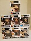 Friends Funko Pop Set 2 New in Boxes. Including Monica Turkey Target Exclusive!!
