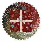 Snowdays Flannel Christmas 10 Squares Layer Cake by Bonnie Sullivan for Maywood