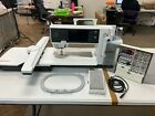 Bernina 830 Sewing Quilting  Embroidery Machine Great Condition