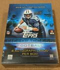 2015 Topps Field Access 🏈 Factory Sealed HOBBY Box FOUR (4) AUTOGRAPHS !! 🔥