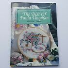 The Best Of Paula Vaughan BOOK TWO counted cross stitch pattern book VNTG READ