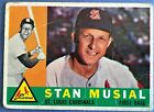 Stan Musial Cards - A Career on Cardboard 21