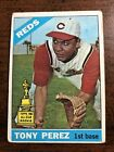 Tony Perez Cards, Rookie Card and Autographed Memorabilia Guide 8