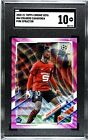 2020-21 Topps Chrome UEFA Champions League Soccer Cards 41