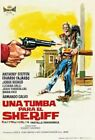 A Coffin For The Sheriff Spaghetti Western Dvd.