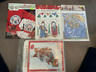 Hand Embroidery Iron On Pattern Lot