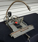 New Hermes Engravograph Engraving Machine w Fonts Working