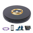 10Electric Rotating Display Stand 360 Shoes Bag Jewelry Display Turntable Base