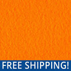 Orange Solid Fleece Fabric Sold by Yard  Bolt Style PTS27 Free Shipping