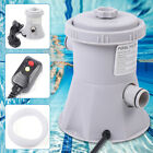 Swimming Pool Filter Pump Electric Filter Pump Water Cleaner Pools Cleaning Tool