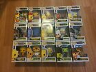 Funko POP! SIMPSONS LOT of 15 Simpsons Treehouse of Horror Exclusives
