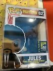 Funko POP Pulp Fiction Bloody Jules SDCC #62 2014 Rare Exclusive Vaulted Jackson