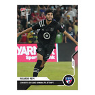 2021 Topps Now MLS Soccer Cards Checklist 21