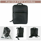 For DJI FPV Combo Drone Nylon Waterproof Storage Bags Carrying Case Bag Backpack
