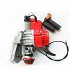 Big Bore Racing 50cc 49cc Engine Motor for 2 Stroke Go Kart Bicycle ATV Scooter