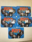 5 Packs 1978 Donruss KISS 1st Series Factory Sealed Unopened Wax Pack