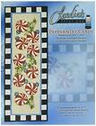 Machine Applique Embroidery Table Runner Pattern CD Peppermint Candy 165