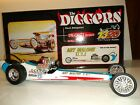 The Diggers 1320 Art Malone US1 Top Fuel Dragster 1 24 scale