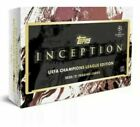 Topps UEFA Champions League Inception 2021 Hobby Box Soccer *BRAND NEW* Sealed