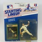 1989 Dave Righetti MLB New York Yankees Starting Lineup Action Figure & Card