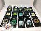 Lot 160 SeaWorld Pins 16 Different 10 each Stain glass Ride Stackseas Member