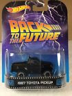 Hot Wheels VHTF BACK TO THE FUTURE 87 TOYOTA PICKUP 2013 REAL RIDERS