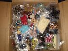 Mixed bead jewelry making lots 20 pounds Of LFR Box glass wood beads and more