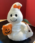 2006 TY Beanie Baby gouliette Halloween themed trick or treat bag ghost