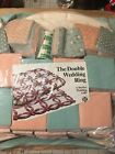 vintage double wedding ring quilt kits