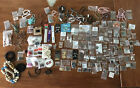 HUGE Lot 411lbs BEADS for Jewelry Making CHARMS + Supplies Stones Glass Threads