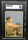 1953 Bowman Baseball Cards - Color and Black & White Series 124