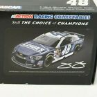 2014 Jimmie Johnson 48 RARE Foundation SEALED 1 of 637 Listing 100+ Cars signed