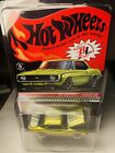 Hot Wheels RLC Exclusive 69 Chevrolet Camaro SS 2021 LE 02971 30000 IN HAND