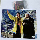 Kevin Smith & Jason Mewes Signed 8x10 Photo Autographed Jay And Silent Bob JSA