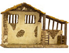 Three Kings Gifts Lighted Stable For 7 Inch Real Life Nativity GFM032
