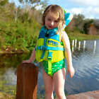 Toddler Life Jacket Vest Aid Floater Floating Water Sports Swimming up to 30 lbs